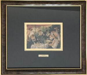 Da Pierre-Auguste Renoir – La colazione dei canottieri