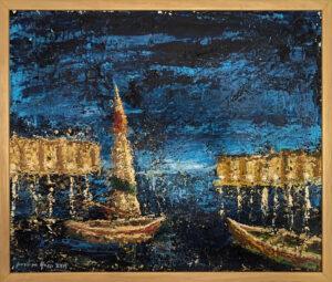 Massimo Gozzi – Barche di notte
