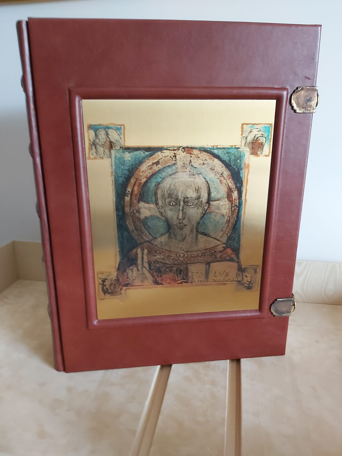 Ugo Riva – Evangelarium