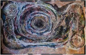 Santi Sindoni – Aquila cosmica