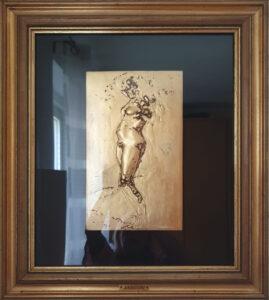 Pietro Annigoni – Studio di nudo
