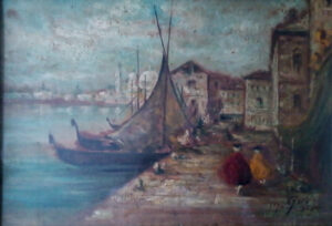 Guvyber – Veduta veneziana