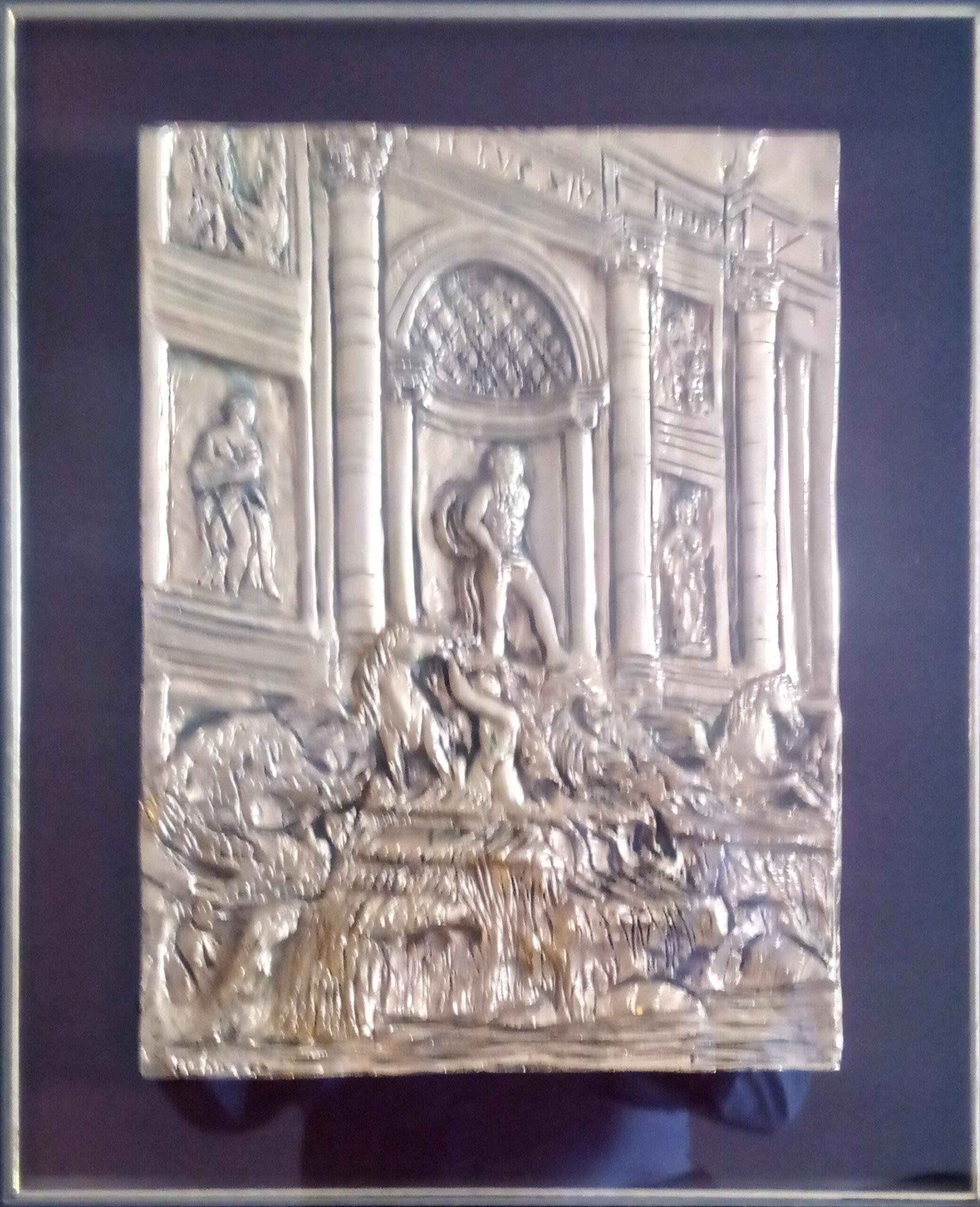 Benedetto Robazza – Fontana di Trevi