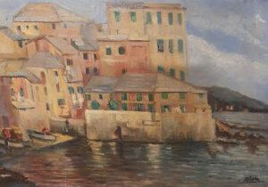 Ottavio Costa – Porticciolo