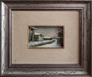 P. Bertola – Nevicata