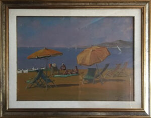 Lorenzo Palazzi – Spiaggia all'Elba