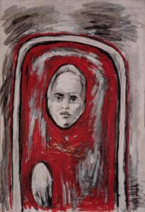 Prisco De Vivo – Fedora nel liquido rosso