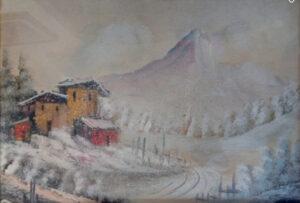 Armando Ballanti – Nevicata