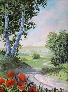 Riccardo Maria Arbasi – Paesaggio