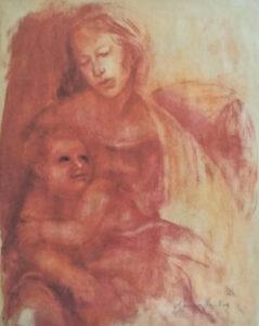 Anna Nespolino – Maternità