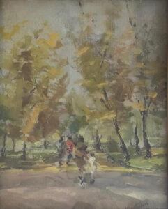 Giuseppe Mastellaro – Macchiette nel Parco