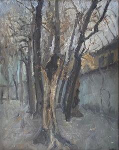 G. Bertini – Angolo del giardino della Guastalla