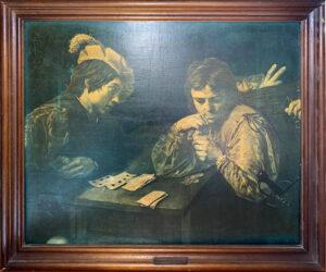 Falso D'Autore – Riproduzione da Caravaggio
