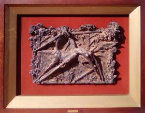 Sergio Verginelli – Il centauro e la ninfa