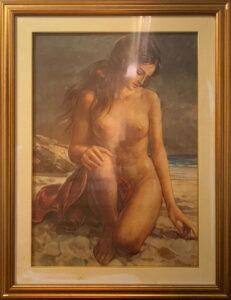 Groli – Donna nuda