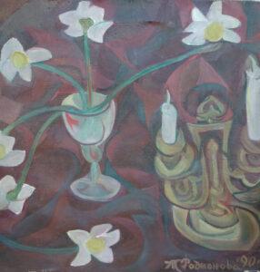 Tatiana Rodionova – I fiori