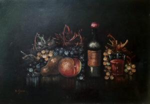 A. Grassi – Natura Morta