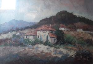 Villy Clemente – Paesaggio toscano