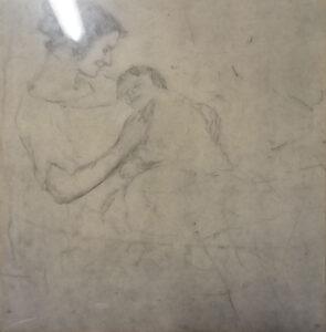 Lorenzo Gigli – Mamma con bambino