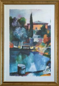 Ernesto Piccolo – Casa sul lago