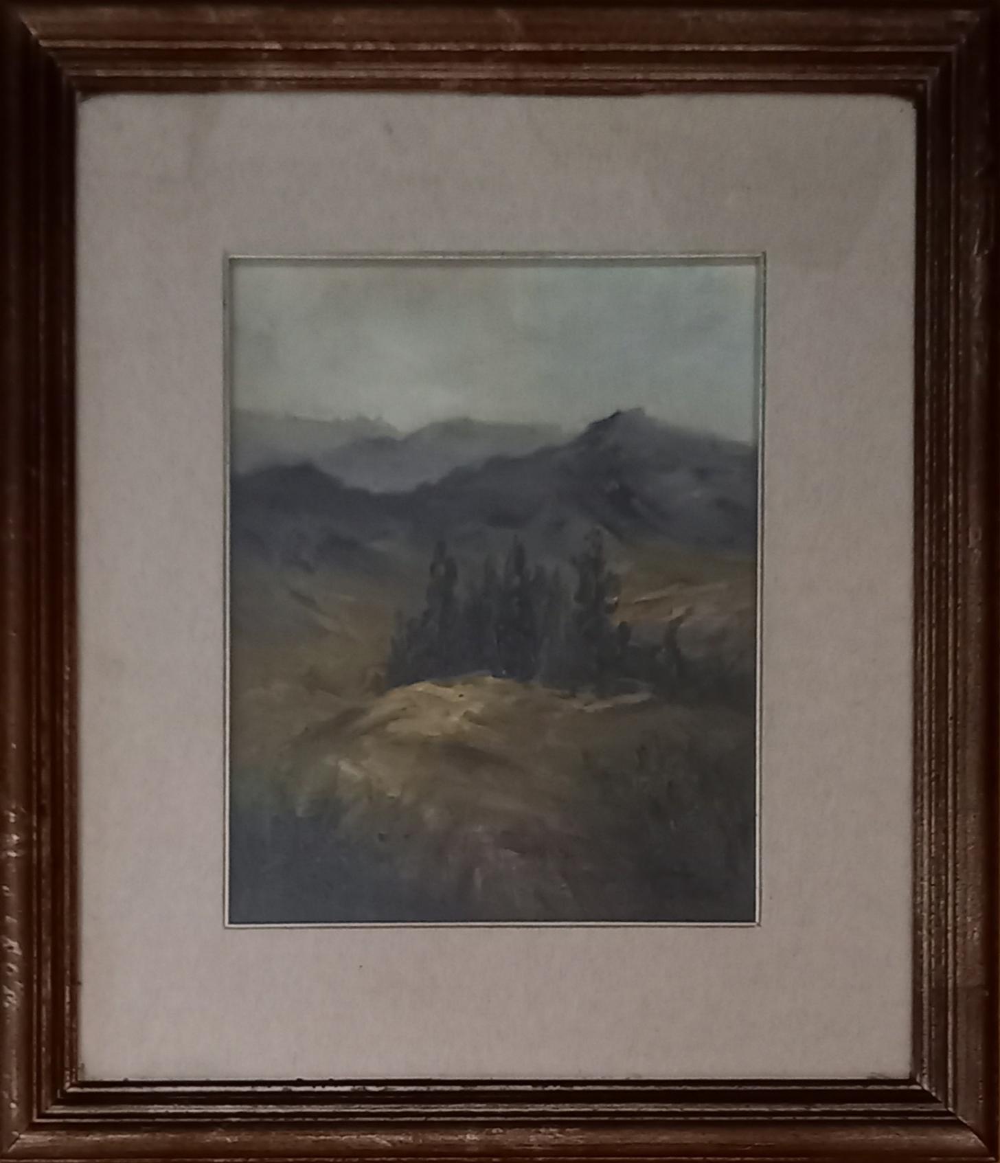 Alfredo Tesini – Pieve del pino