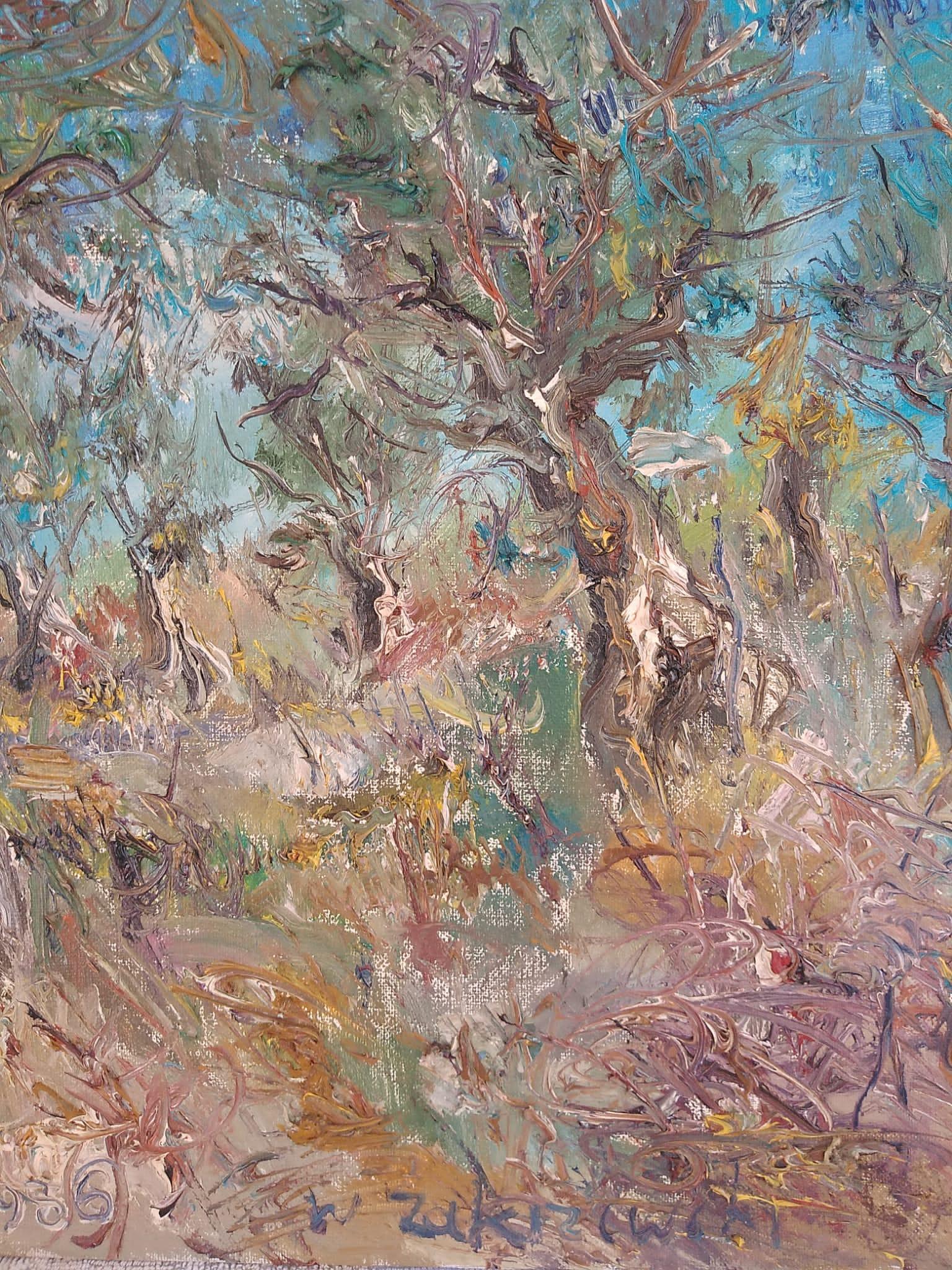 Wlodzimierz Zakrzewski – Tivoli, ulivi
