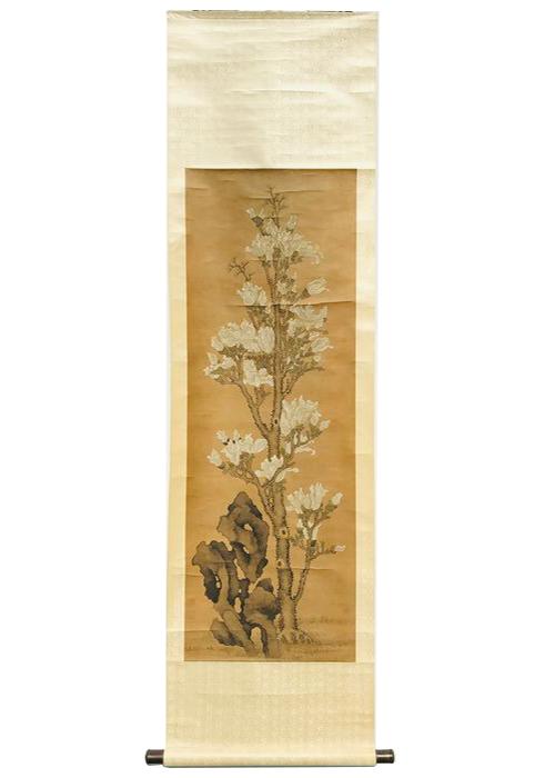 Jiang Tingxi – Albero di magnolia
