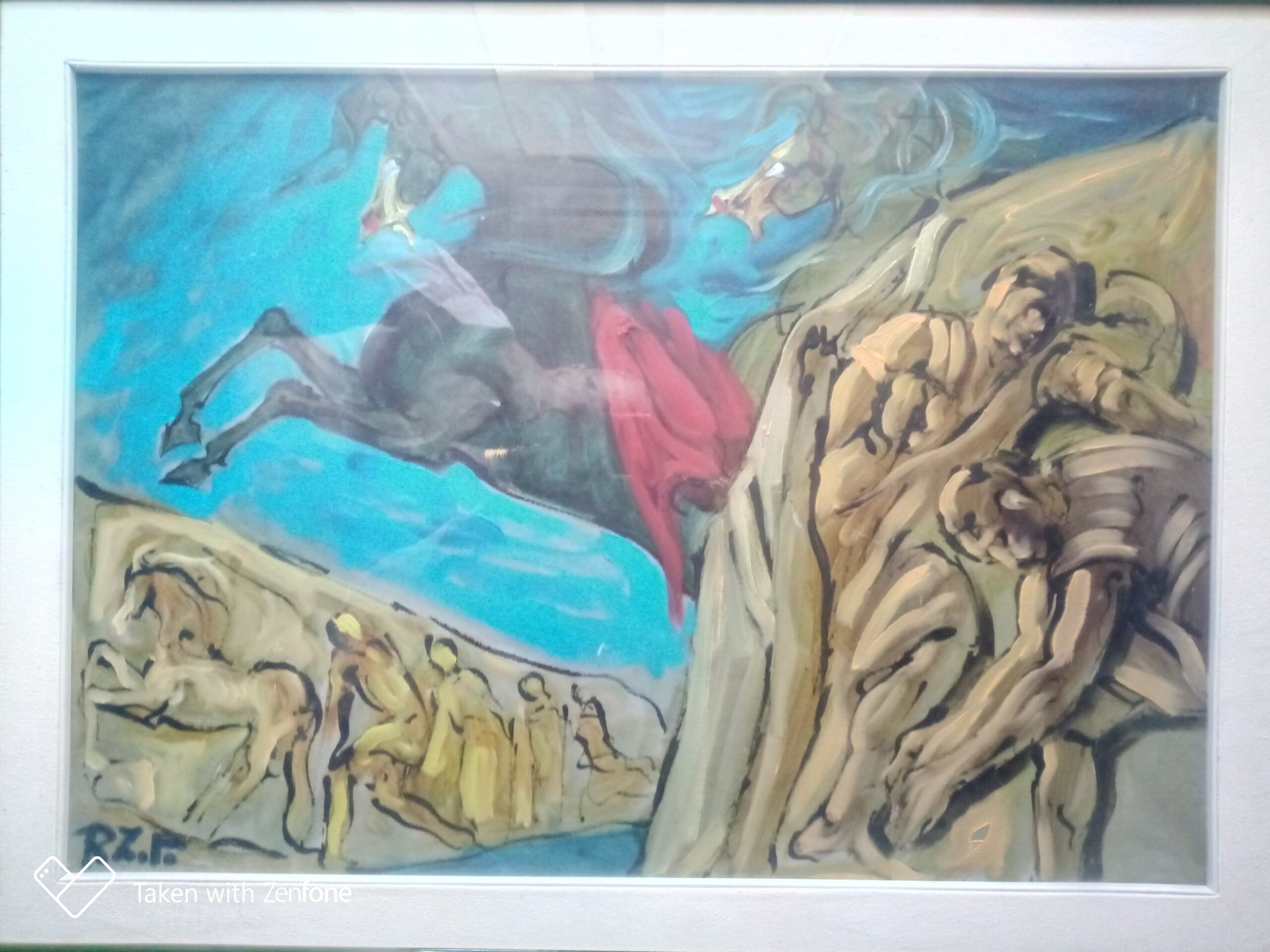 Rodolfo Zito – Senza titolo